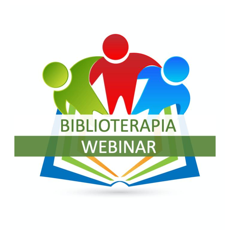 """Webinar di presentazione ebook """"Biblioterapia"""""""